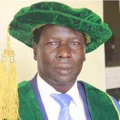 Meet Professor Andrew Haruna, The Outgoing VC Of Federal University Gashua, Yobe State