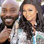 Check Out Cute Pictures of Seun Akindele And Ruth Kadiri