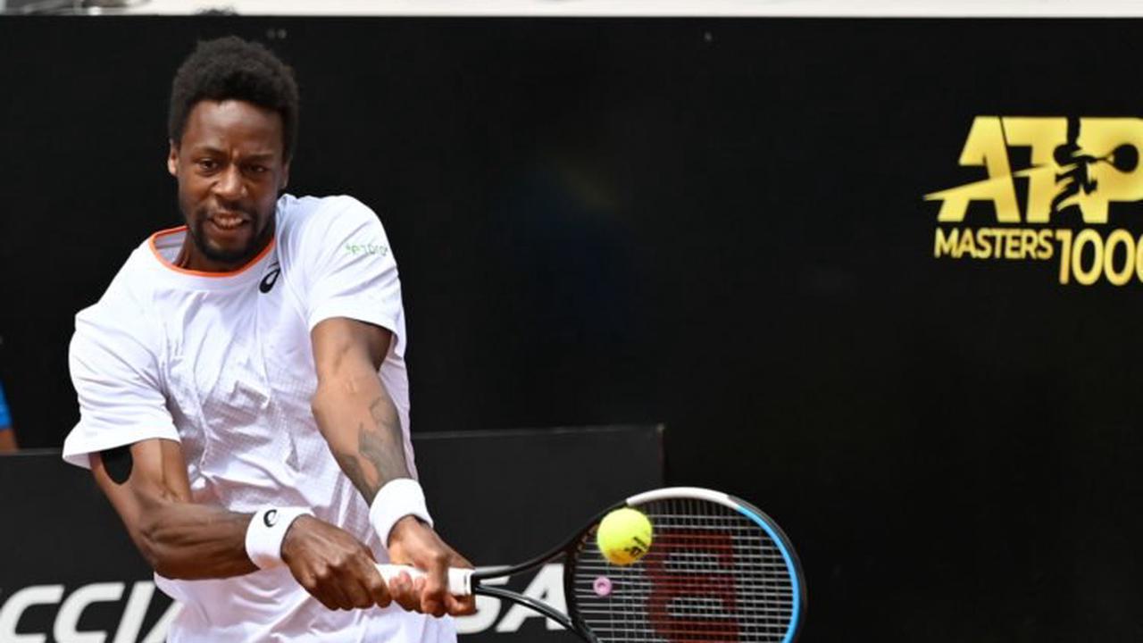 ATP : Retour difficile pour Gaël Monfils au Masters 1000 de Rome