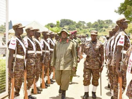 Ranks Of Countries With Powerful Militaries In East Africa (Photos)