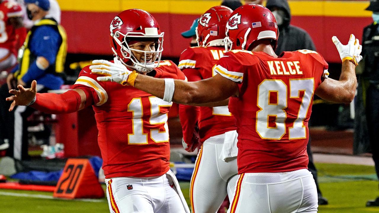 Chiefs' Demarcus Robinson: Nabs key touchdown pass