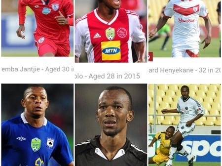 Do You Still Remember These Players? May Their Souls Rest In Peace