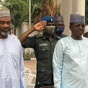 Another Group Of Bandits Embrace Amnesty, Surrender Weapons To Zamfara State Government