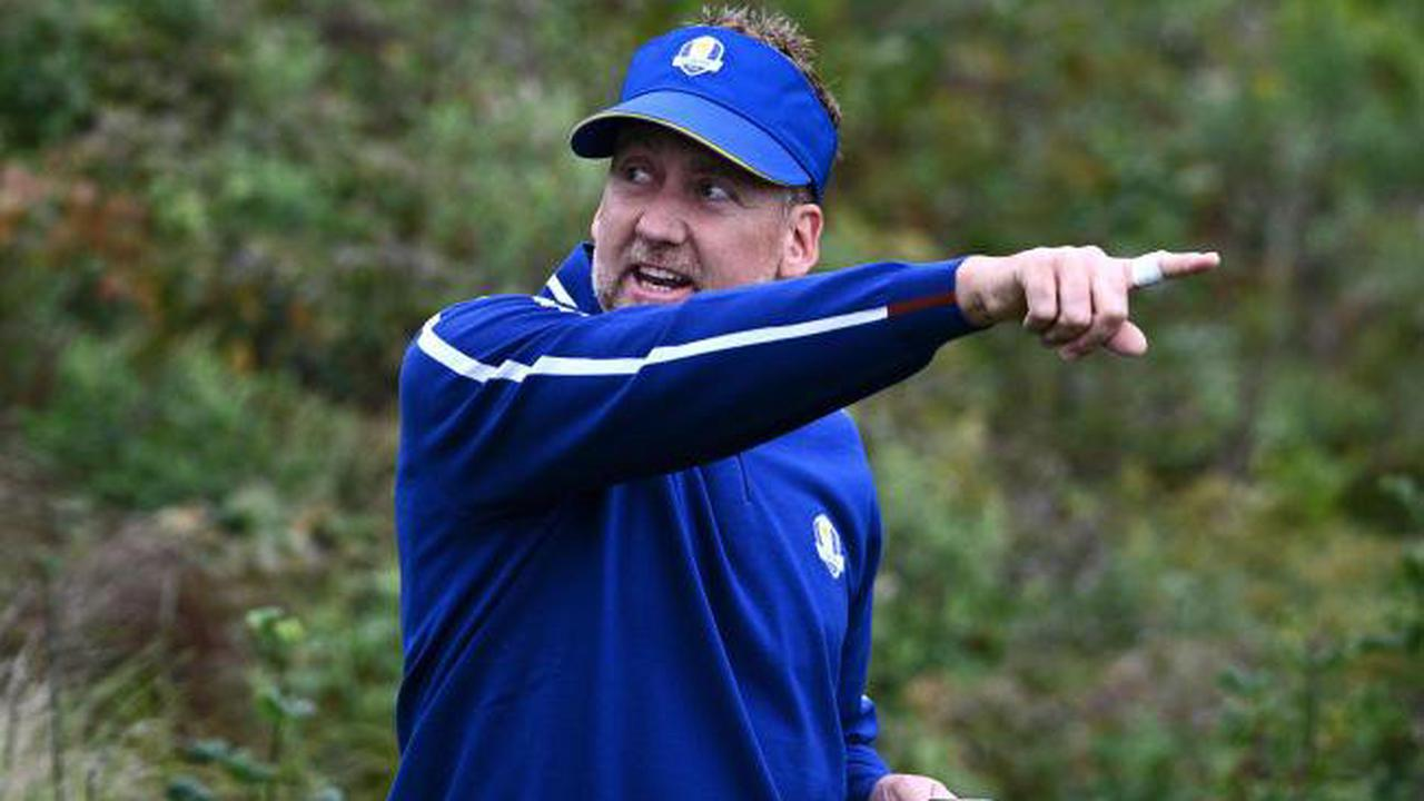 Steve Stricker latest US captain trying to contain European talisman Ian Poulter