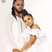 Are they couple? See how beautiful Chidinma Ekile and Flavour look together. (photos)