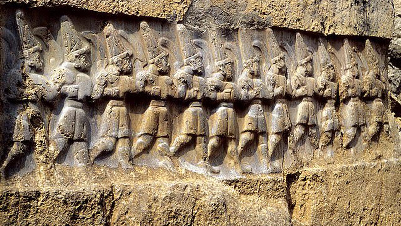 Mysterious 3,200-year-old stone carvings in Turkey finally revealed as ancient Hittite calendar and map of the cosmos