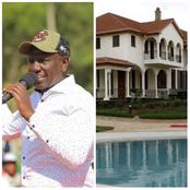 DP Ruto To Soon Be Kicked Out From His Karen Residence, Murathe Hints - Video