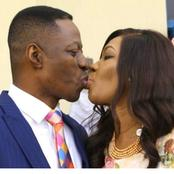 See the romantic pictures of Pastor Sam Adeyemi and his wife.
