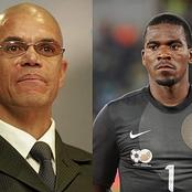 Former PSL referee Andile Ncobo has adopted Senzo Mayiwa's Daughter, due to poverty!