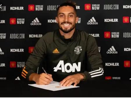 Transfer:Arsenal midfielder joins Hertha Berlin, Man Utd complete signing of Brazilian defender