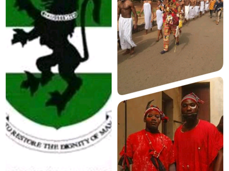 Check Out These Amazing Photos from UNN theater of arts induction