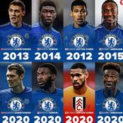 See Chelsea Academy Graduates Who Are In Top European Clubs