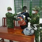 45-Year Old Nigerian Was Recently Sentenced To Death In Vietnam, See The Crime He Committed (Photos)
