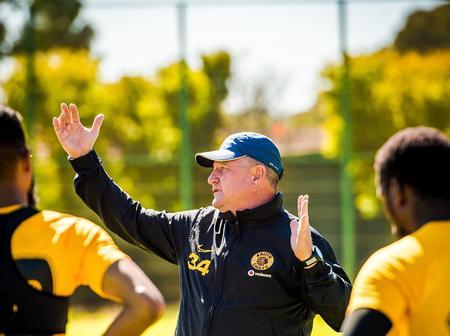 Former Kaizer Chiefs star club less