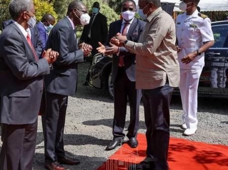 Bishop's Long Letter To President Uhuru Muigai Kenyatta