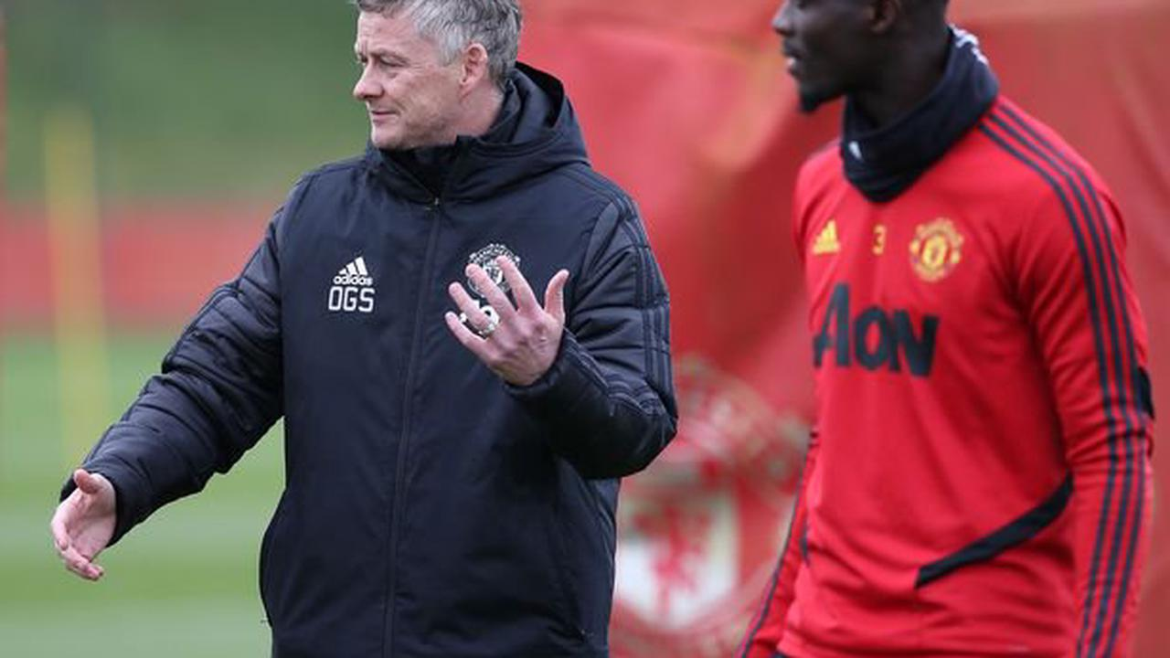 Ole Gunnar Solskjaer responds to rumours Eric Bailly is refusing to sign new Man Utd deal