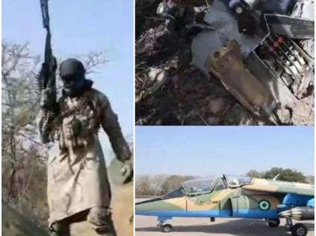 Missing Aircraft: After Boko Haram Released New Video, See Reasons You Should Not Fully Believe It.