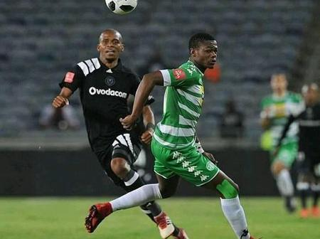 Ndumiso Mabena : Celtic is behind Kaizer Chiefs and Orlando Pirates