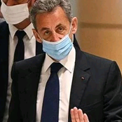 Former President Nicolas Sarkozy Sentenced To Jail For Corruption