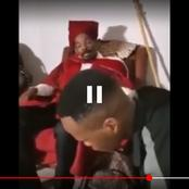 Professor Dr 3 Seconds Punishes Maskandi Artist Navigator Gcwensa.
