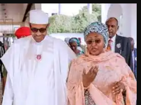 Nigeria first Lady, Aisha Buhari Reveals how she survived early Marriage.