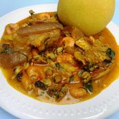 River State Native Soup : How to Prepare the Native Soup of the Niger Deltas (Detailed Instructions)
