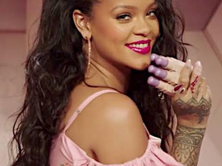 A Few things about Rihanna I Bet You Didn't Know!