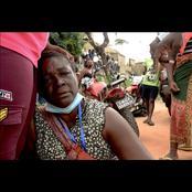 Mozambique civil uprisings into palm city