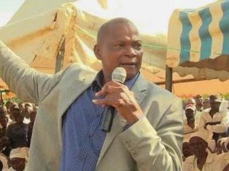 Kabuchai Mp, James Lusweti is dead