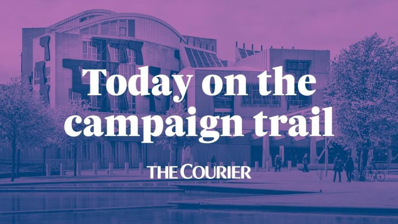 Scottish Election 2021: Here's what happened in the Holyrood campaign on April 22