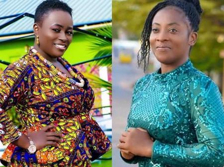 Do You Remember Kumawood Actresses Bridget Serwaa Kwakye And Ama Oduma Odum, See Their Recent Photos