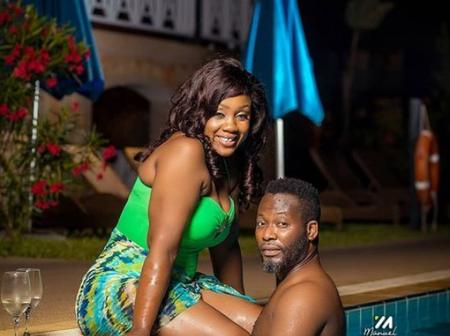 Adjetey Anang Celebrates 14 Years Of Marriage With Charming Photos.