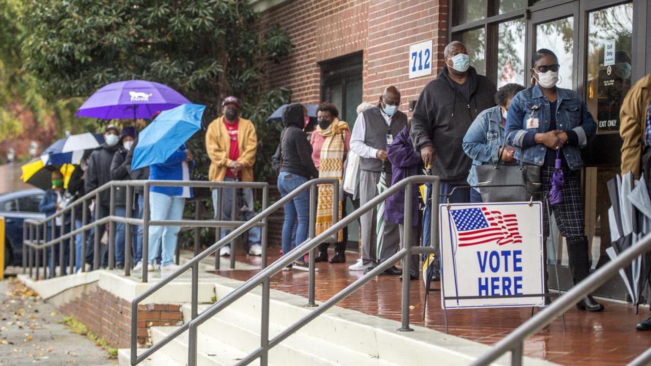 Judge blocks residency challenges to 4,000 Georgia voters