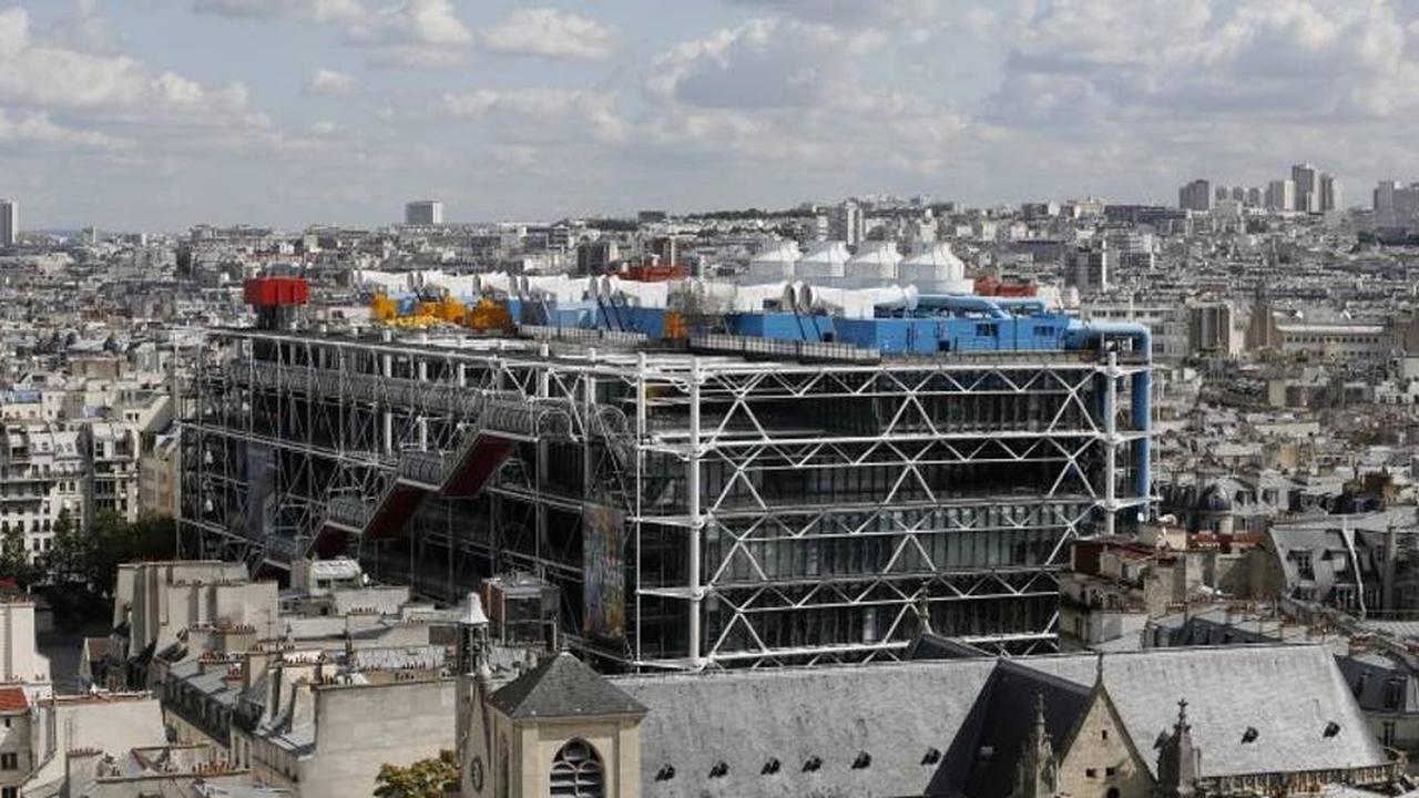 Le Centre Pompidou enrichit ses collections avec une donation d'art brut