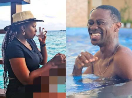 See 11 Photos of Lateef Adedimeji and Adebimpe Enjoying Holidays, Which of Them is Your Favorite?