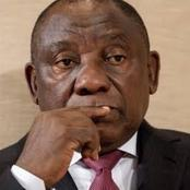 OPINION: An Urgent Call For Cyril Ramaphosa To Step Down As President. See Details Here