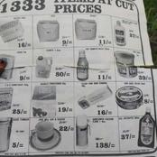 Prices of basic products in the 1980s that prove how cost of living has risen