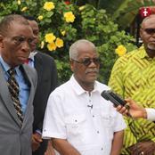 Le Dr Yayé Dion présente le Consistoire des Protestants Évangéliques comme la voix officielle