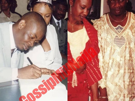 I got married when I was 20, but divorced my wife when I was 22year old- Don Jazzy