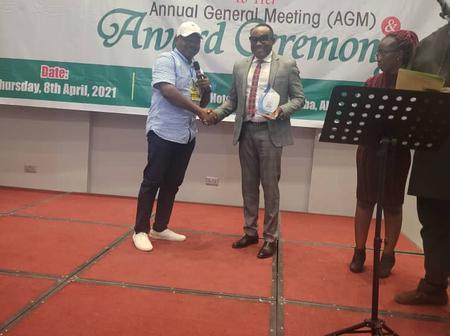 Monimichele Bags NPFL Club Secretaries Award Of Honour