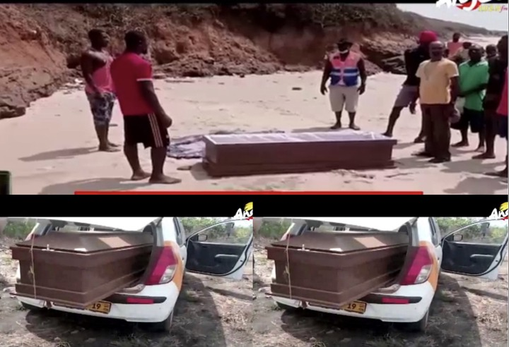 f2ea685850904b35ab9b2c69f6136db5?quality=uhq&resize=720 - Sad Moment: Scenes From Ayensu River As Another Apam Teenager Has Been Found Dead