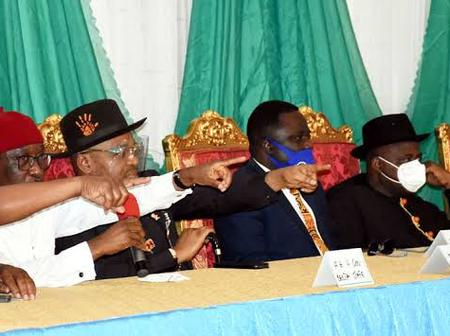 South-South governors present their demand to federal government