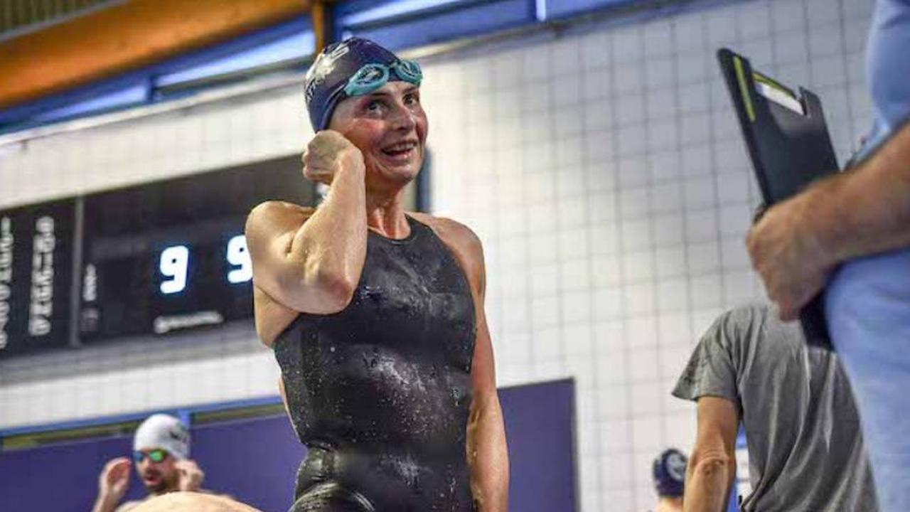 Maladie de Charcot : l'Angevine Claire Supiot prépare les Jeux paralympiques de Tokyo