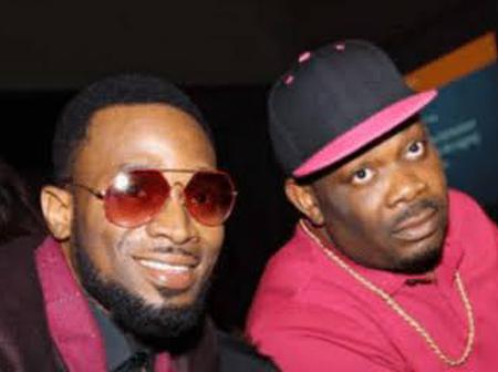 'A Definition of True Friendship' - D'banj Praised For Keeping Don Jazzy's Marriage A Secret