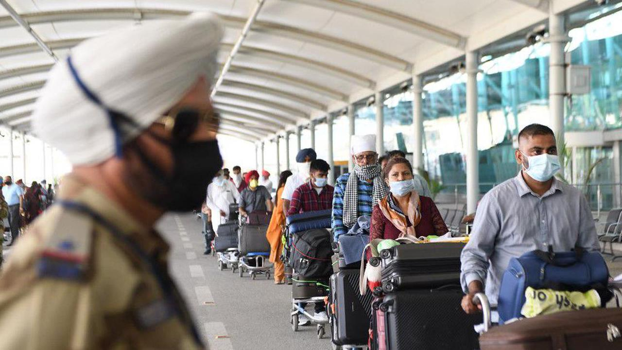 New coronavirus strain: Genome sequencing to be done in India for symptomatic international fliers