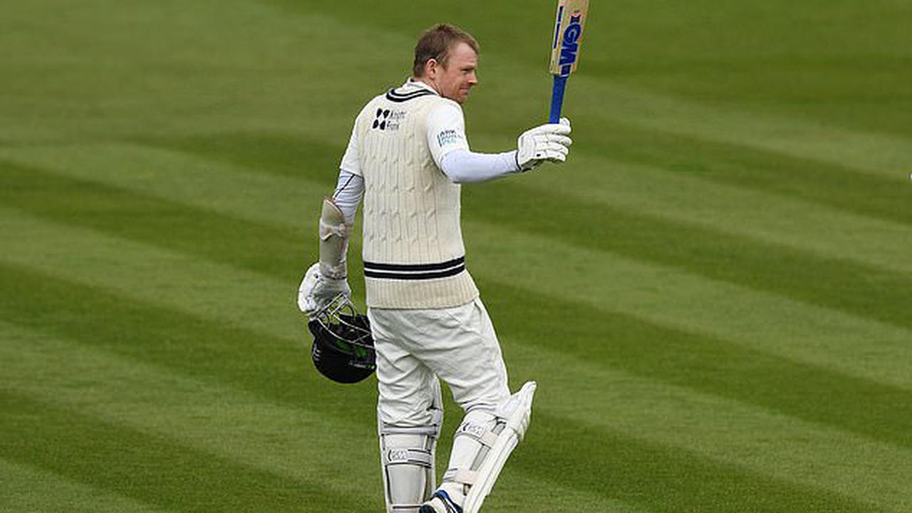 Sam Robson and James Vince stake their claim for England selection against New Zealand with centuries for Middlesex and Hampshire on opening day of County Championship season
