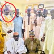 Sheikh Abubakar Giro's Son Pays Courtesy Visit To Sheikh Bala In Abuja (Photos)