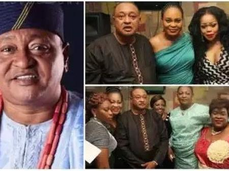 Meet The Entire Kosoko's Family Who Are All In The Entertainment Industry