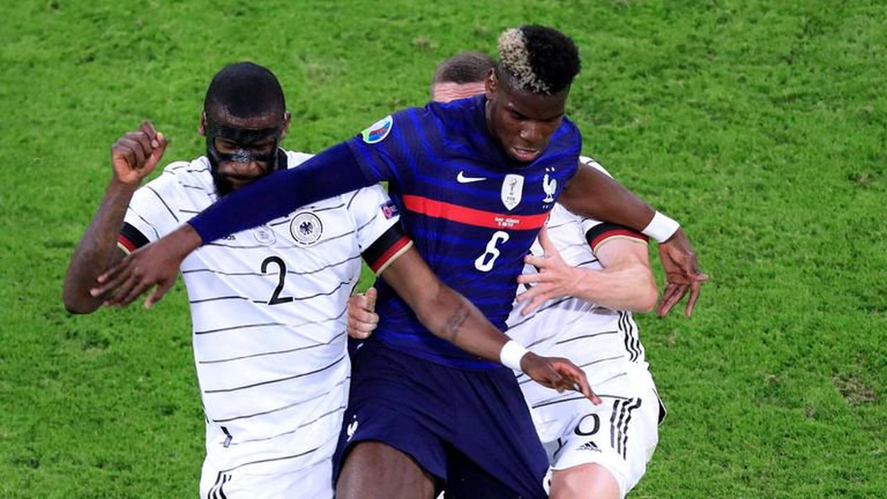 Verfahren nach Knabber-Attacke von Rüdiger? UEFA reagiert