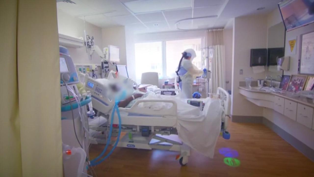 Holiday travel is already crushing Texas hospitals